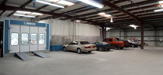 Auto Paint Shop >> Auto Paint Shop Downtown Autobody
